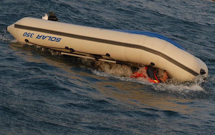 О лодках с полами низкого давления (НДНД)