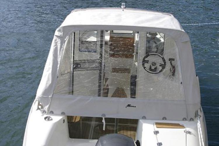 каютные лодки для рыбалки