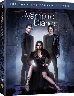 Четвертый сезон «Дневников вампира» на DVD и Blu-Ray: чего ожидать?