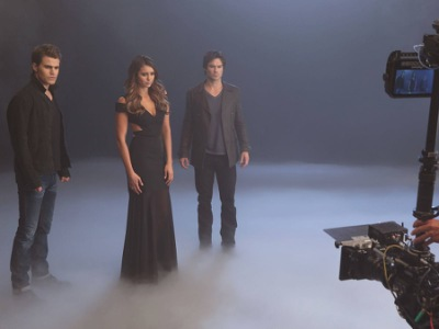 Новое фото со съемок промо-фотосессии для 6 сезона