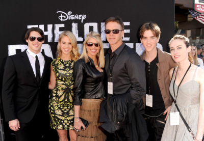 "Premiere Of Walt Disney Pictures' ""The Lone Ranger"" [22 июня]"