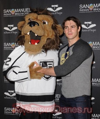 Echoes Of Hope's 3rd Annual Luc Robitaille Celebrity Charity [23 июня]