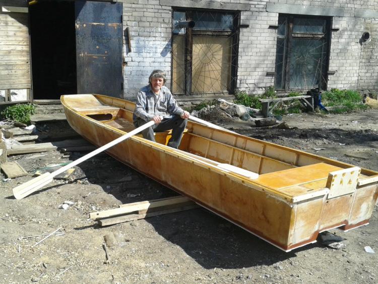 видео плоскодонки лодки