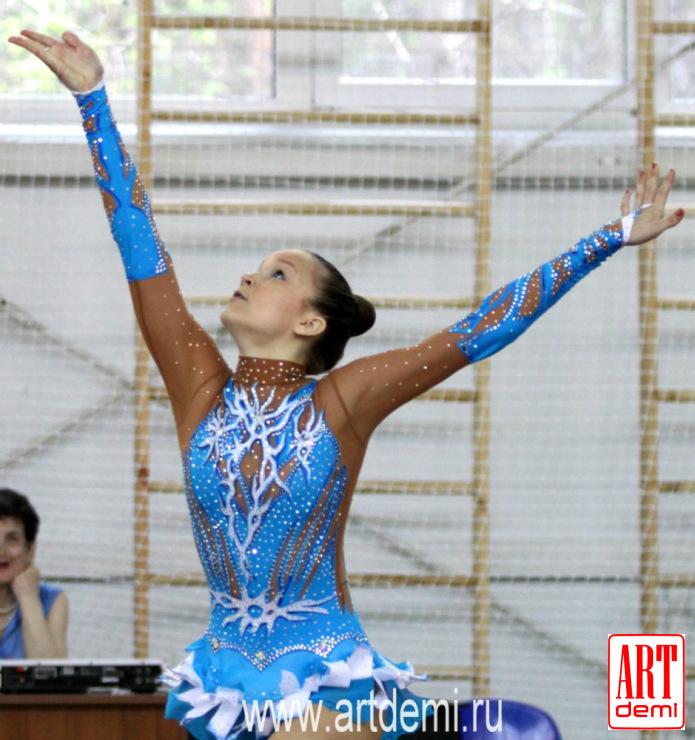 Гимнастические купальники для художественной гимнастики для выступлений