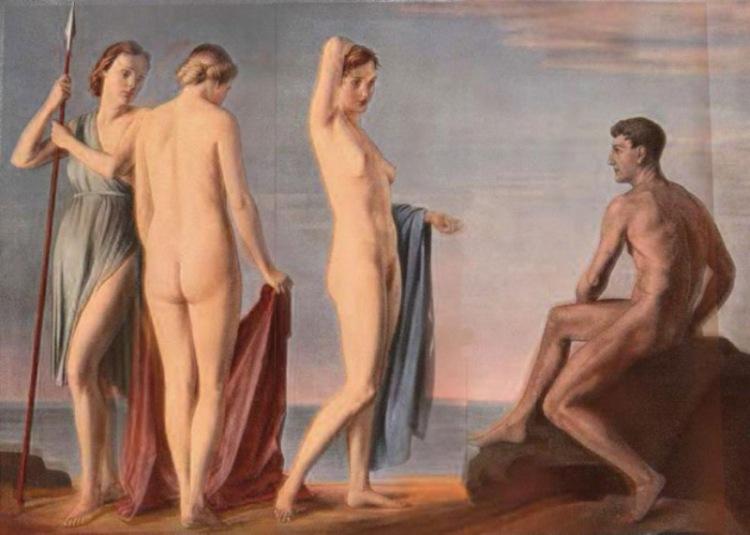 Порно в средневековой живописи фото 354-40