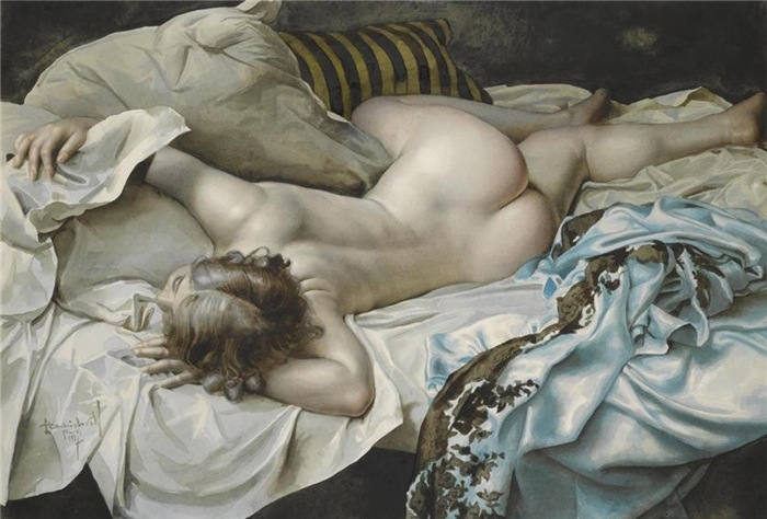 Искусство эротического рисунка 3. эротическая графика #4# эротика #рисунки