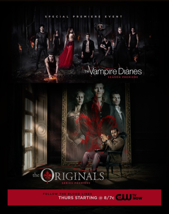 The Vampire Diaries Pamiętniki Wampirów The Originals