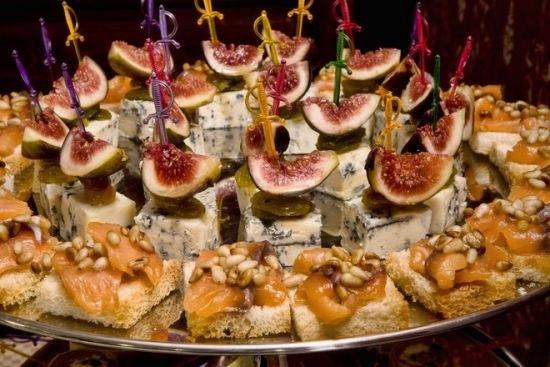 Украшение и необычные способы подачи блюд,салатов,выпечки и бутербродов . - Страница 5 232721-c37fd-68984360-m750x740-u5f0c2