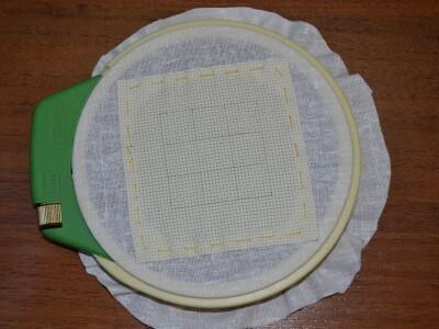 Мастер-классы: Вышивка по канве