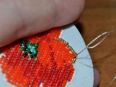 Мастер-классы: Вышивка по канве - часть вторая