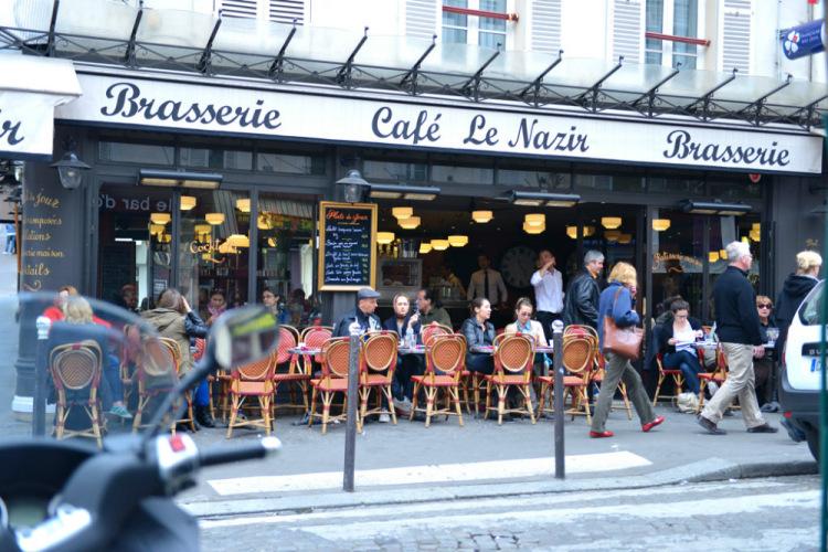 Париж. Еда-2