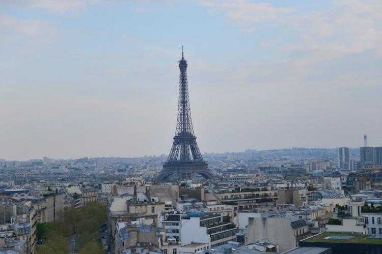Париж. Общая часть