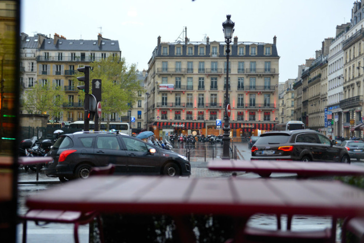 Париж. Еда-3