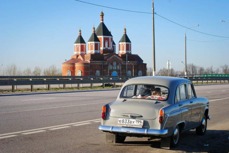 Москвич-403 Липецкая область М4 М4 ДОН