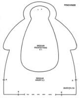 Кукла тильда выкройки 2012 - делаем своими руками - Хобби для всех.