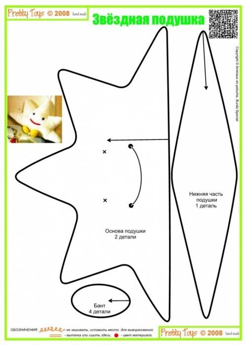 Елка из цветочной сеВыкройка бортиков для кроваЛенточный