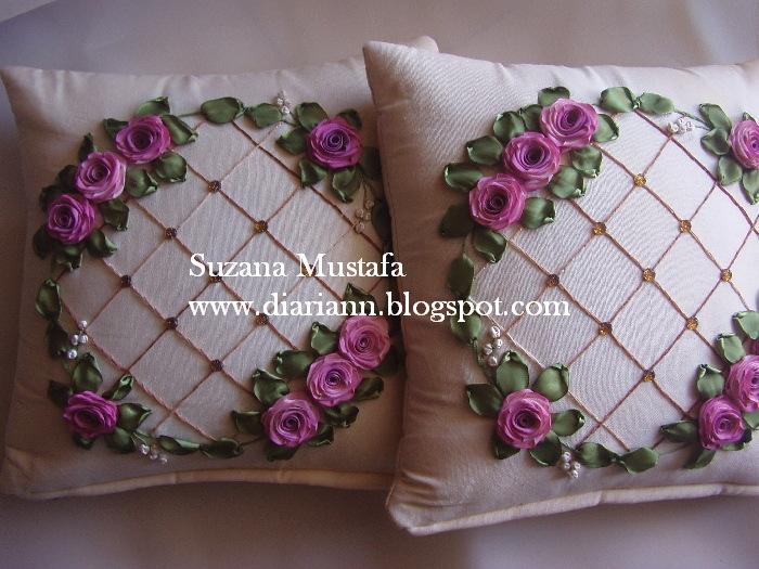 Декоративная подушка своими руками для начинающих