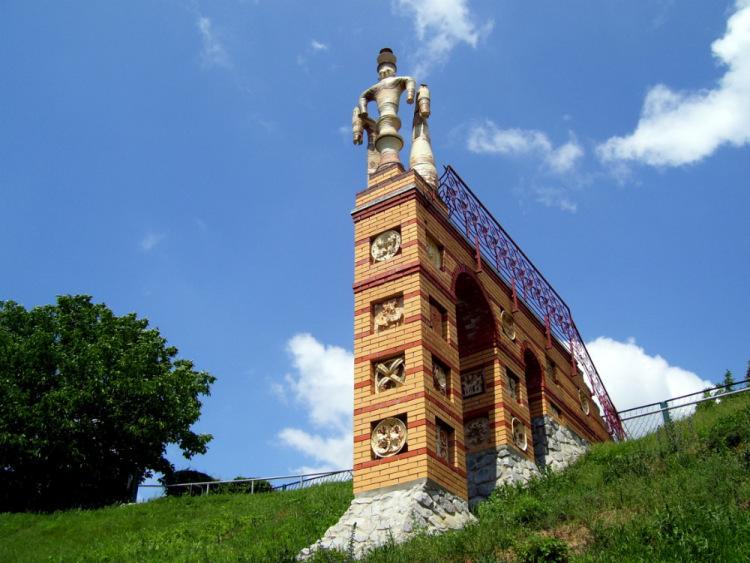 Gallery.ru / Фото #91 - Музей гончарства в пгт. Опошня Полта…